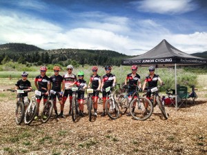 Team after Susanville Sierra Cup